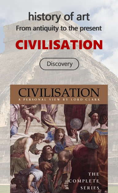 civilisation complete series dvd