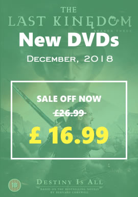 the last kingdom season 3 dvd