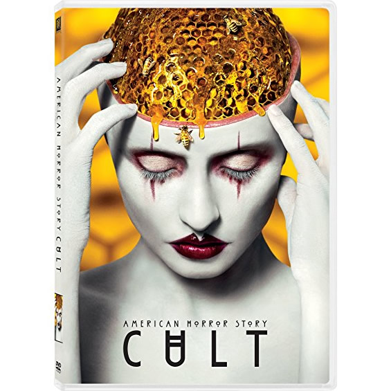 DVD sales uk american horror story: cult season 7