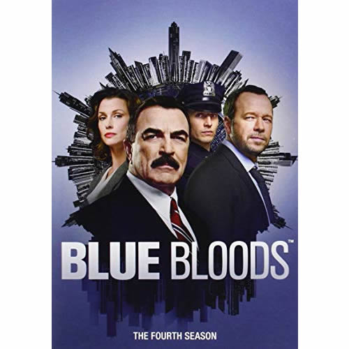 DVD sales uk blue bloods season 4