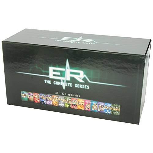 dvd sales uk er complete series 1-15 box set