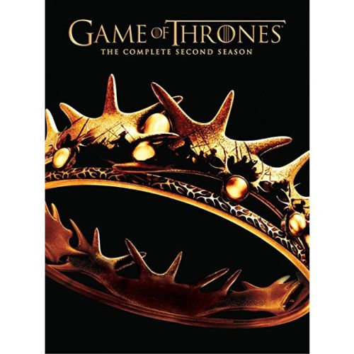 DVD sales uk game of thrones season 2