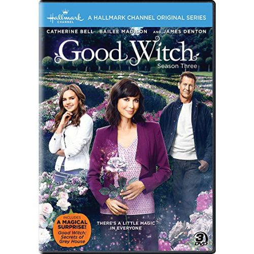 DVD sales uk good witch season 3