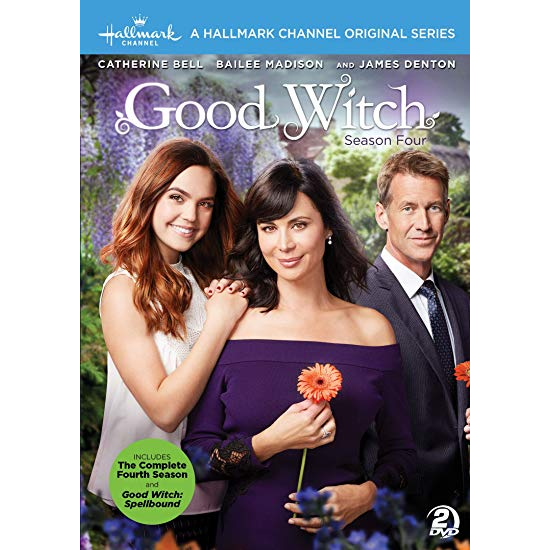 DVD sales uk good witch season 4