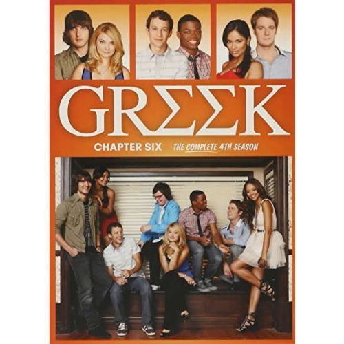 DVD sales uk greek season 6