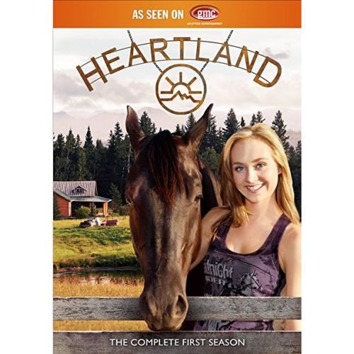 DVD sales uk heartland season 1