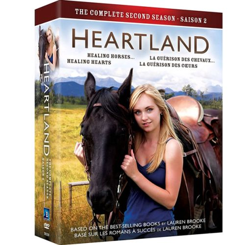 DVD sales uk heartland season 2