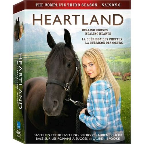 DVD sales uk heartland season 3
