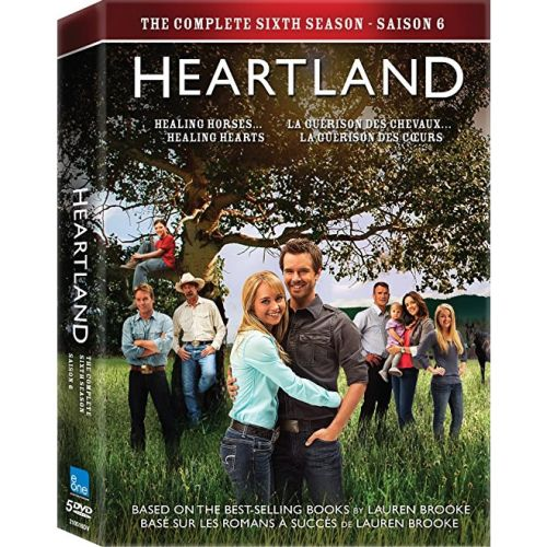 DVD sales uk heartland season 6
