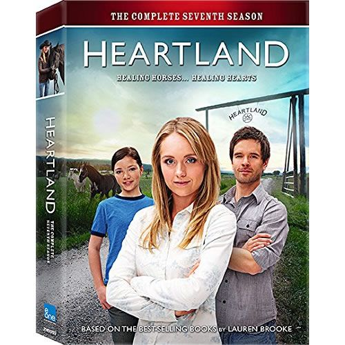 DVD sales uk heartland season 7