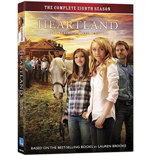 DVD sales uk heartland season 8