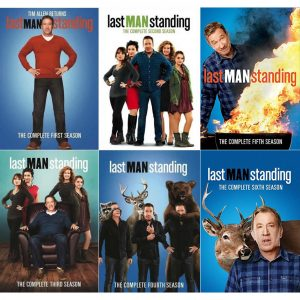 Last Man Standing: Complete Series 1-6 DVD Box Set (¡ê32.35 Free Shipping)