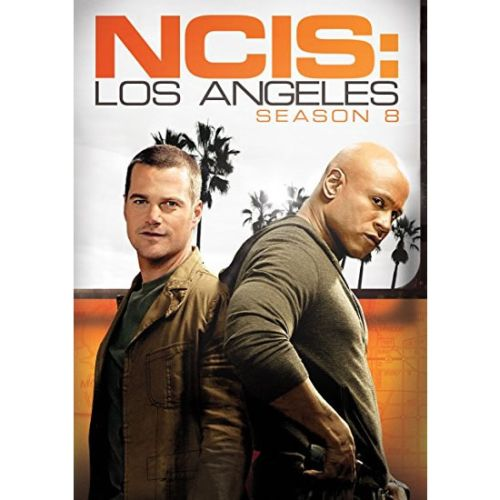 DVD sales uk ncis: los angeles season 8