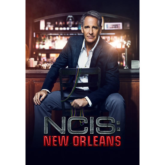 DVD sales uk ncis: new orleans season 4