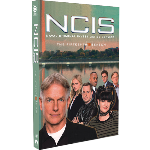 DVD sales uk ncis season 15