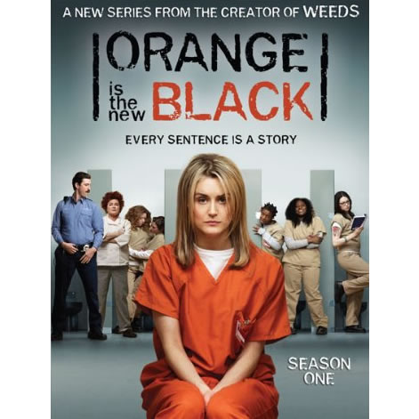 DVD sales uk orange is the new black season 1
