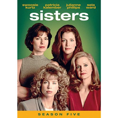 DVD sales uk sisters season 5