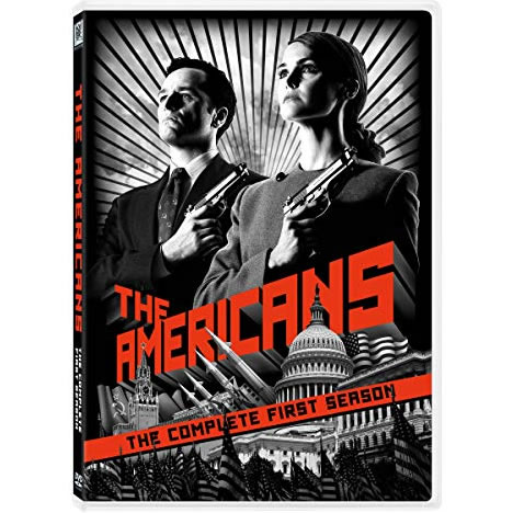 DVD sales uk the americans season 1