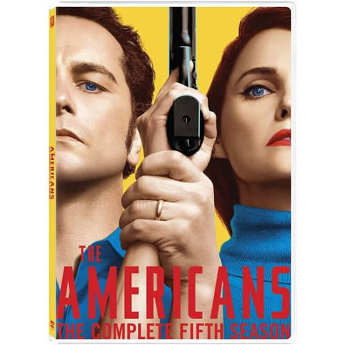 DVD sales uk the americans season 5