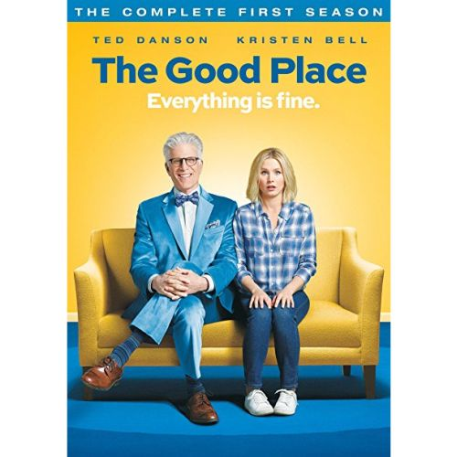 DVD sales uk the good place season 1