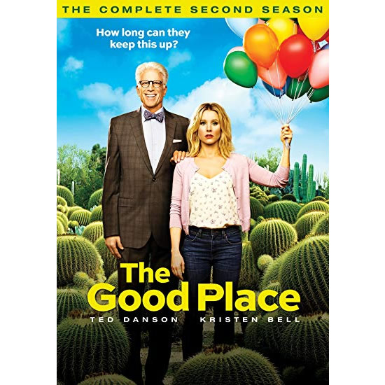 DVD sales uk the good place season 2