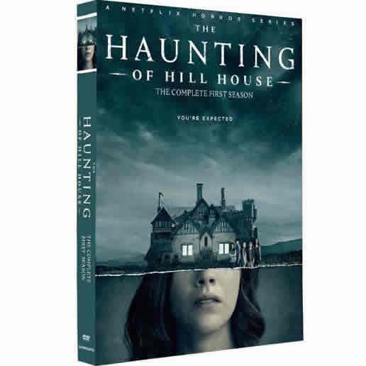 DVD sales uk the haunting of hill house season 1