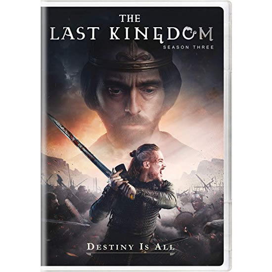 DVD sales uk the last kingdom season 3