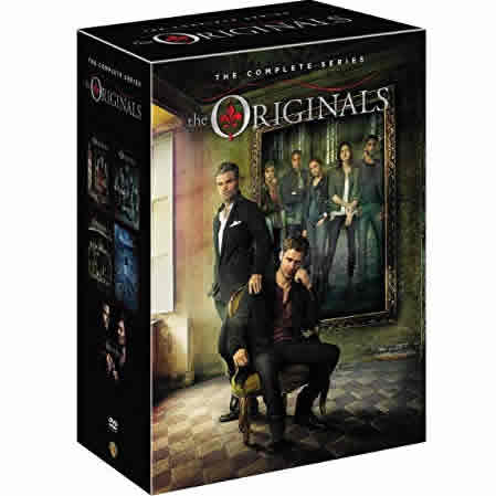 dvd sales uk the originals complete series 1-5 box set