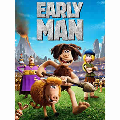 anime dvd uk early man