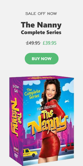 cheap dvd uk the nanny complete series