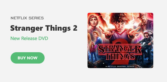 new release dvd uk stranger things series 2