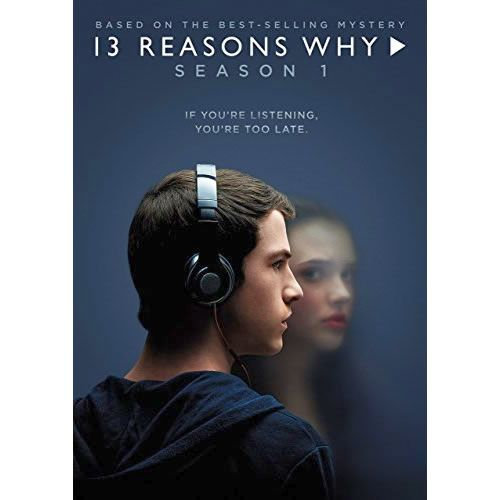 DVD sales uk 13 reasons why season 1