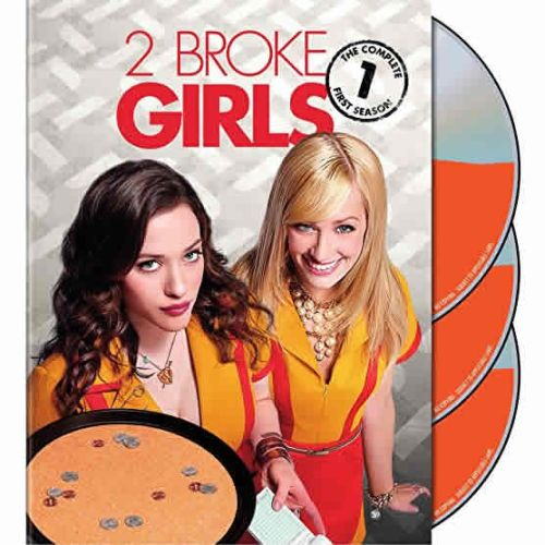 DVD sales uk 2 broke girls season 1
