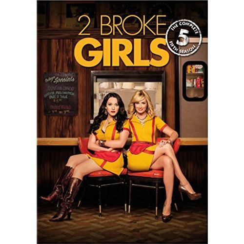 DVD sales uk 2 broke girls season 5