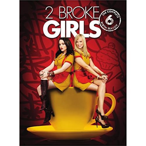 DVD sales uk 2 broke girls season 6