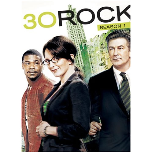 DVD sales uk 30 rock season 1