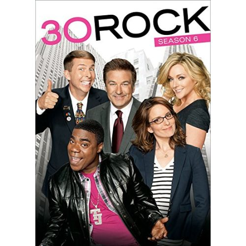 DVD sales uk 30 rock season 6