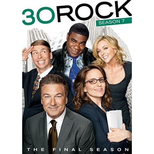 DVD sales uk 30 rock season 7
