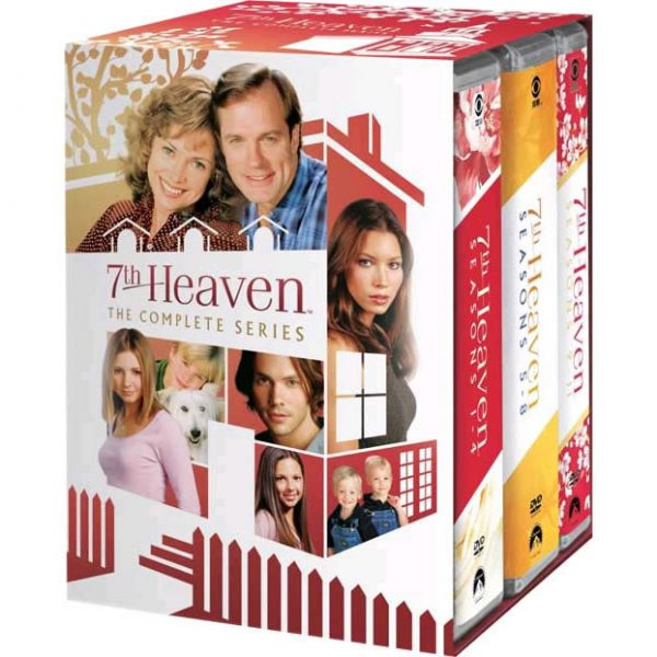 buy dvd box set uk 7th heaven