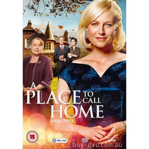 DVD sales uk a place to call home season 4