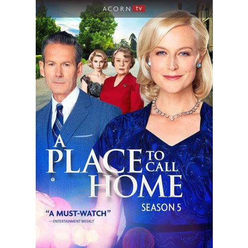 DVD sales uk a place to call home season 5