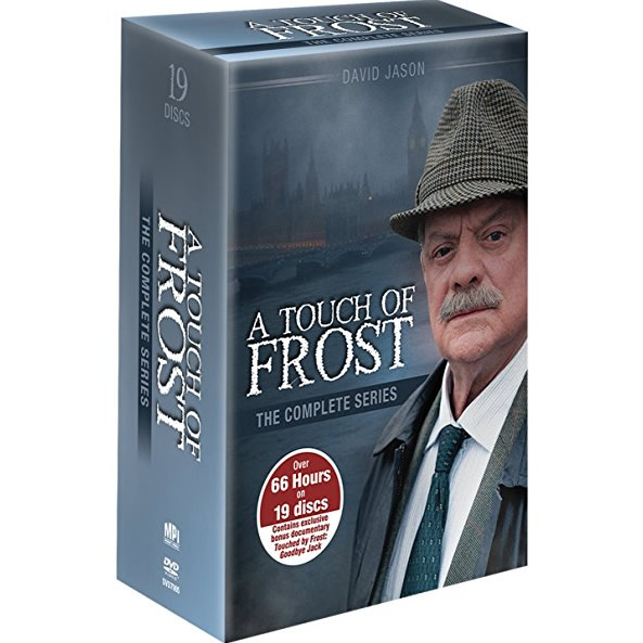 buy dvd box set uk a touch of frost