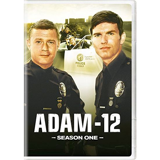 DVD sales uk adam-12 season 1