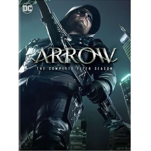 DVD sales uk arrow season 5