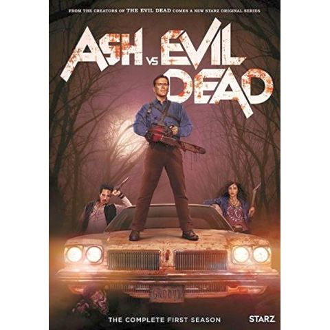 DVD sales uk ash vs evil dead season 1