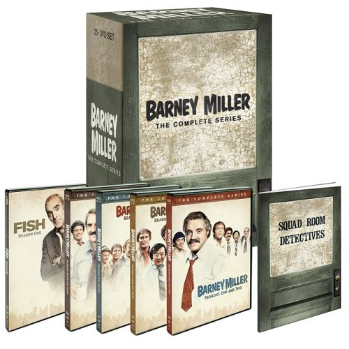 buy dvd box set uk barney miller