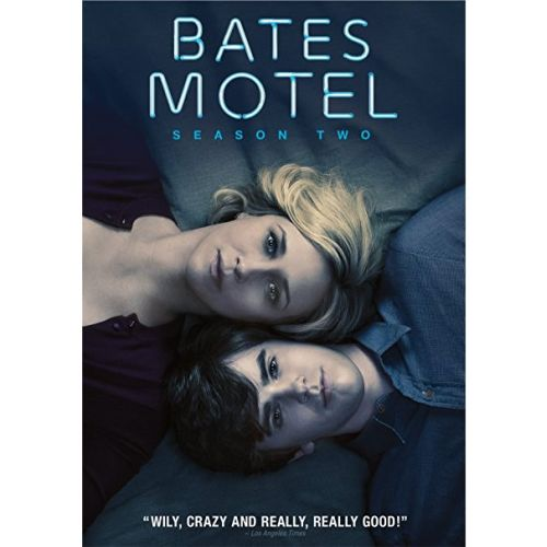 DVD sales uk bates motel season 2