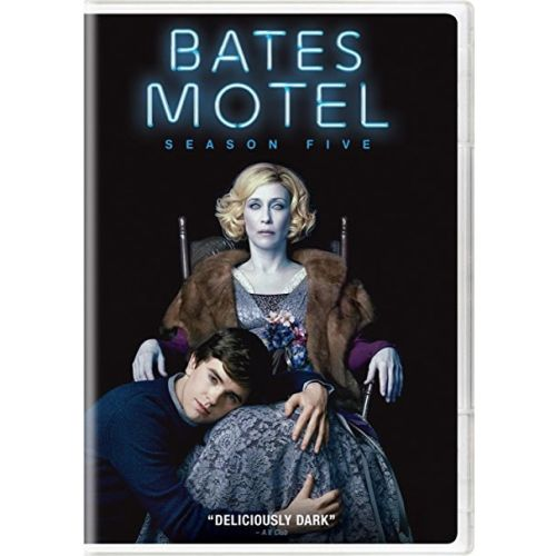 DVD sales uk bates motel season 5