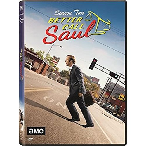 DVD sales uk better call saul season 2