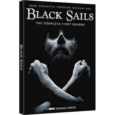 DVD sales uk black sails season 1